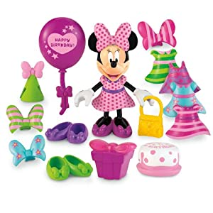 Disney's Minnie Mouse: Birthday Party Deluxe Bowtique