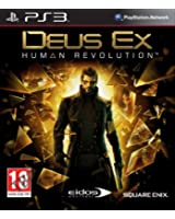 Deus Ex: Human Revolution (Sony PS3)