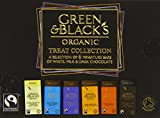 Green and Black Organic Miniature Treat Collection 90 g (Pack of 4)