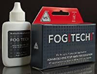 MotoSolutions FogTech Anti-Fog 30ml Bottle Paintball or Glasses from Moto Solutions