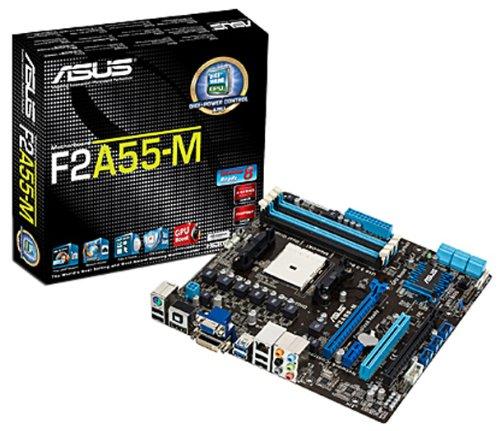 Asus F2A55-M Carte mère Micro ATX Socket FM2