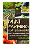 img - for Mini Farming For Beginners: Build A Thriving Backyard Mini Farm, No Matter How Small The Space (Homesteading - Backyard Gardening - Handbook - Organic) book / textbook / text book