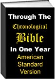 Through The Chronological Bible In One Year American Standard Version