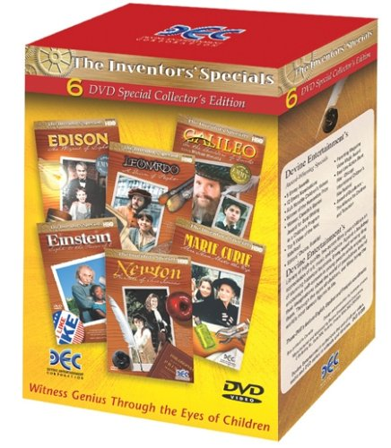 The Inventors' Specials 6 DVD Collector's Set