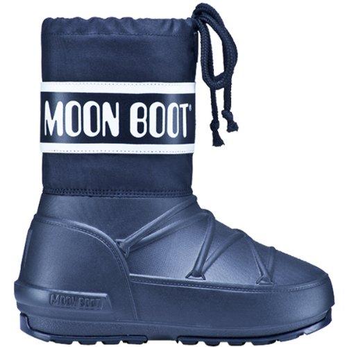 Tecnica - Moon Boot, Stivali da neve Unisex, Blu (blu), 35-36 EU
