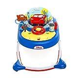 BRIGHT STARTS Babygeher Cars Lauflernhilfe Gehfrei, blau