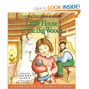 Little House in the Big Woods: Laura Ingalls Wilder: 9780060543983
