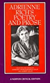 Adrienne Rich's Poetry and Prose (Norton Critical Edition)
