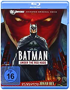 BD * Batman: Under the Red Hood [Blu-ray] [Import allemand]