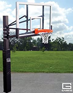Endurance® Basketball Playground System with 5