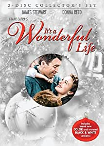 It's A Wonderful Life (Two-Disc Collector's Set) (B/W & Color) [Import]