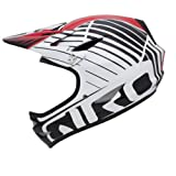 Giro Remedy Helmet - Black/White 16 Bars, Large