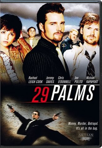Cover art for  29 Palms