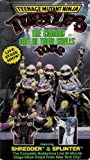 Teenage Mutant Ninja Turtles- Coming Out of Their Shells Tour Live Stage Show (1990 VHS)