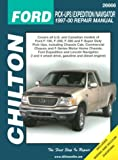 Ford Pick-ups, Expedition, and Navigator, 1997-00 (Chilton