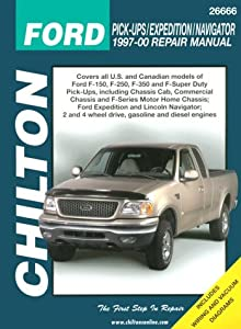 Ford Pick-ups, Exp, and Navigator, 1997-00  by The Chilton Editors