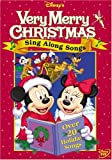 Disney's Sing Along Songs - Very Merry Christmas Songs