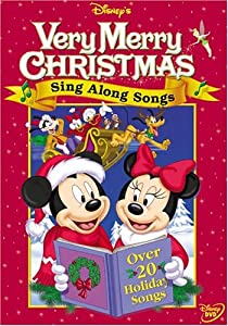 Disney's Very Merry Christmas Sing Along Songs