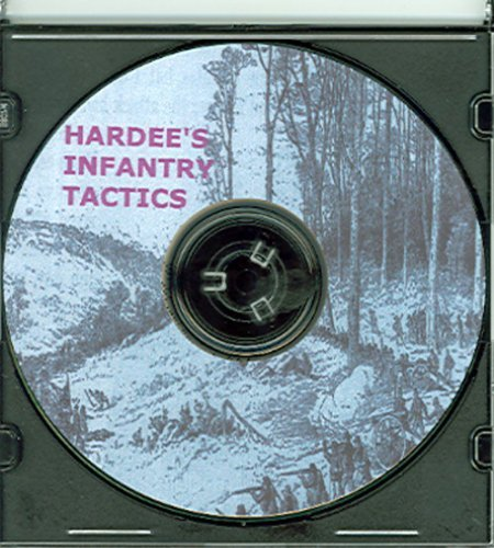 hardees-infantry-tactics-cd-rom-by-brevet-lieut-w-j-hardee-1995-01-03