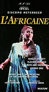 L' Africaine [VHS]
