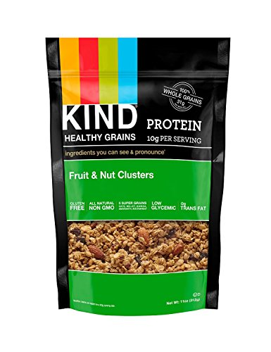 Kind Bar Healthy Grains- Fruit & Nut Clusters 11 Oz (Pack Of 3)