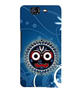 Surya Jyothika Puri Jagannath 3D Hard Polycarbonate Designer Back Case Cover for Micromax Canvas Knight A350