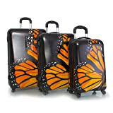 Heys Fashion Spinner - Monarch 3-piece Spinner Luggage Set