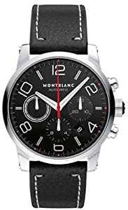 Montblanc Timewalker Chronograph Automatic Special Usa Mens Watch 107572