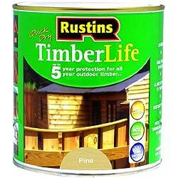 Rustins TLPI1000 1L Timberlife - Protector para madera de pino