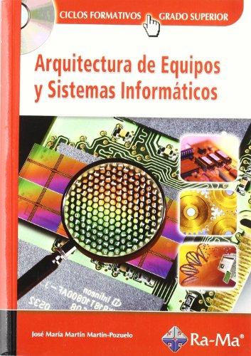 ARQUITECTURA DE EQUIPOS Y SISTEMAS INFORMATICOS