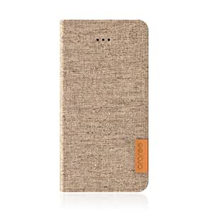 ARAREE BLOSSOM DIARY for iPhone 5/5S - Carrying Case - Retail Packaging - Oatmeal