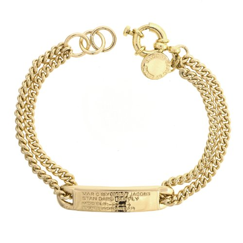 Marc by Marc Jacobs Chain Loop Standard Supply ID Plaque