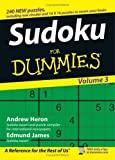 Sudoku For Dummies, Volume 3
