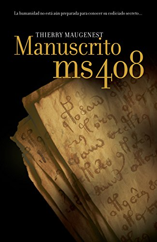Manuscrito Ms 408 descarga pdf epub mobi fb2