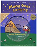Maisy Goes Camping (Book & CD)