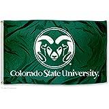 Colorado State Rams CSU University Large College Flag