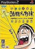 激闘プロ野球 水島新司オールスターズ VS プロ野球 (Playstation2)
