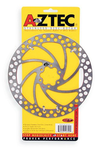 Image of Aztec Replacement Bike Disc Brake Rotor (B0026IZIG0)