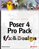 img - for Poser 4 Pro Pack f/x & Design book / textbook / text book