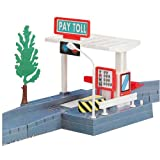 Tomy Tomica Pay Toll Booth Track Accessory Motor Road and Rail