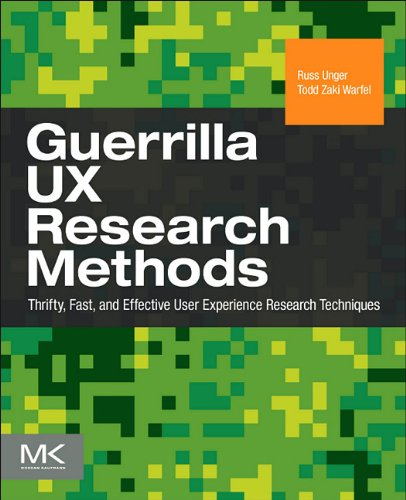 Guerilla UX Research Methods