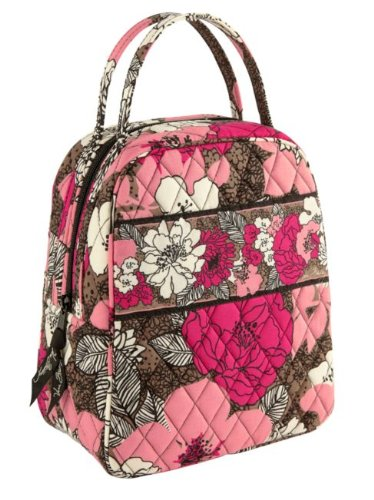 Vera Bradley Lunch Bunch in Mocha Rouge - 1