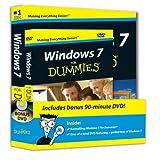 Windows 7 For Dummies, Book + DVD Bundle ~ Andy Rathbone