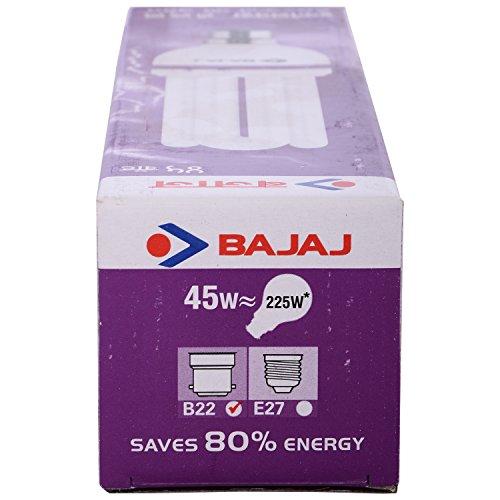 45W CFL Bulb (White)