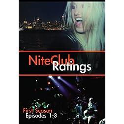 Night Club Ratings - Season 1, Episodes 1-3