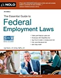 img - for Essential Guide to Federal Employment Laws 4th (fourth) by Guerin, Lisa, DelPo, Amy (2013) Paperback book / textbook / text book