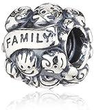 Pandora Damen-Bead Familie 925 Sterling Silber 791039