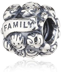 Pandora - 791039 - Drops Femme - Argent 925/1000 - Famille
