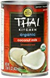 Thai Kitchen Organic Coconut Milk ( 12x14 OZ)