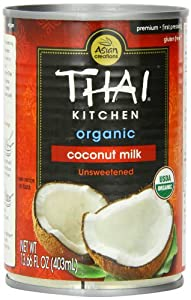 Thai Kitchen Organic Coconut Milk ( 12x14 OZ)